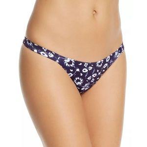 NWT Size Small Tavik Cheeky Floral Bikini Bottom